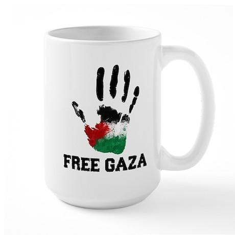 Free Gaza Mugs