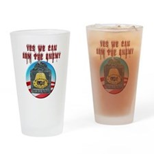 Arm The Enemy Drinking Glass