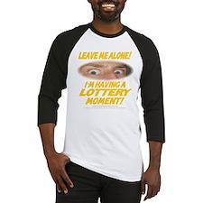 LeaveMeAloneLottery0002 Baseball Jersey