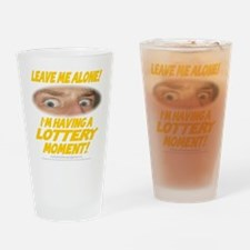 LeaveMeAloneLottery0002 Drinking Glass