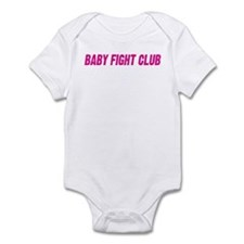 BABY FIGHT CLUB Infant Creeper