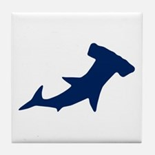 Hammerhead Sharks/Jaws Tile Coaster