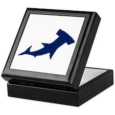 Hammerhead Sharks/Jaws Keepsake Box