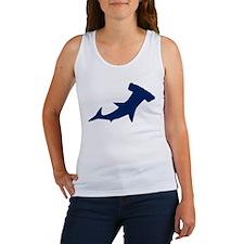 Hammerhead Sharks/Jaws Women's Tank Top