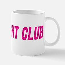 BABY FIGHT CLUB Mug
