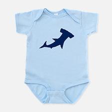Hammerhead Sharks/Jaws Infant Bodysuit