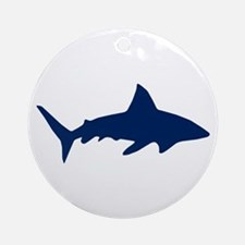 Sharks/Jaws Ornament (Round)