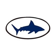 Sharks/Jaws Patches