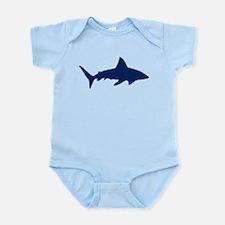 Sharks/Jaws Infant Bodysuit