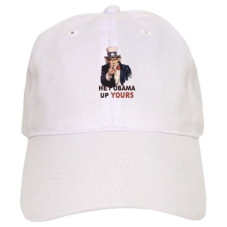 Up Yours Obama Cap