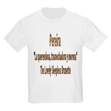 Pereira frases Kids T-Shirt