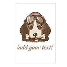 Beagle boy vintage Postcards (Package of 8)