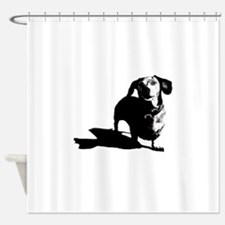 2-7x7_apparel_caesar_01.jpg Shower Curtain