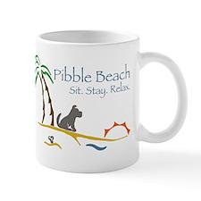 Pibble Beach Mug
