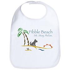 Pibble Beach Bib
