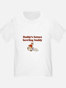 Daddy's Future Bowling Buddy T