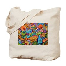 Cute Whimsy Tote Bag
