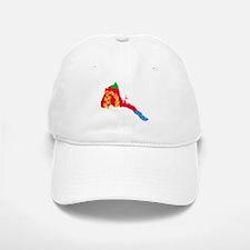 Eretria Flag and Map Cap
