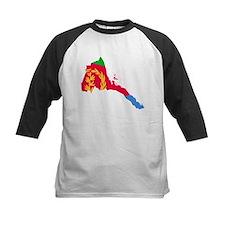 Eretria Flag and Map Tee