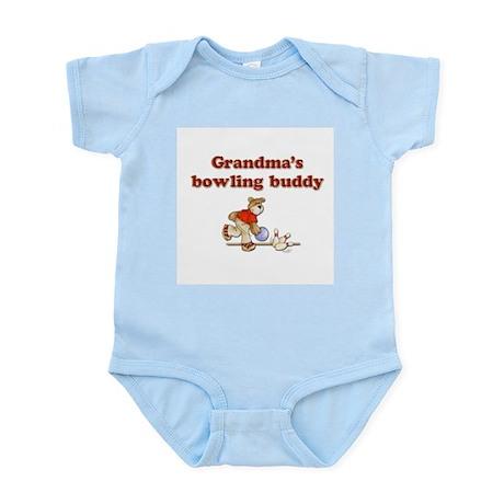 Grandma's Bowling Buddy Infant Creeper