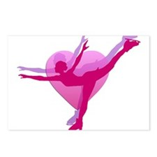 Skater Silhouette Postcards (Package of 8)