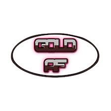 UF, initials, Laptop Skins