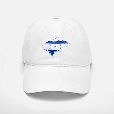 Honduras Flag and Map Baseball Baseball Cap