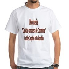 Monteria frases colombianas Shirt