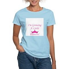 Growing A Little Princess Women's Pink T-Shirt