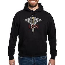 LPN Medical Symbol Hoodie
