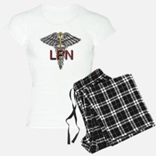 LPN Medical Symbol pajamas