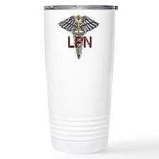 LPN Medical Symbol Travel Mug