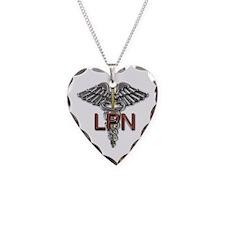 LPN Medical Symbol Necklace