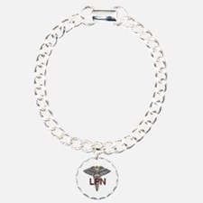 LPN Medical Symbol Bracelet