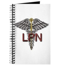 LPN Medical Symbol Journal