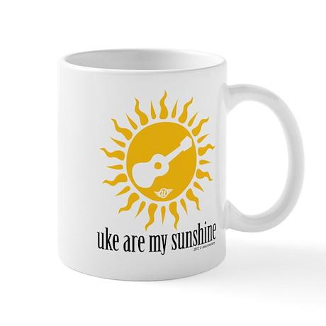 uke are my sunshine Mug
