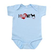 Akita Infant Bodysuit