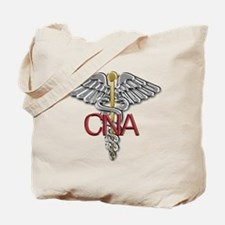 CNA Medical Symbol Tote Bag