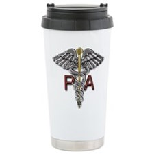 PA Medical Symbol Travel Mug
