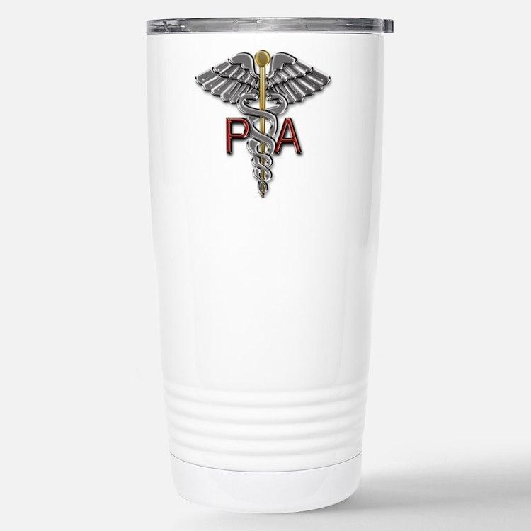 PA Medical Symbol Travel Mug