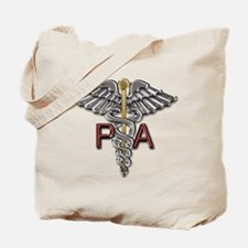 PA Medical Symbol Tote Bag