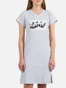 parkour3.jpg Women's Nightshirt