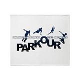 Parkour Blankets
