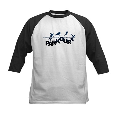 parkour3.jpg Kids Baseball Jersey