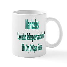 Manizales frases colombianas Mug