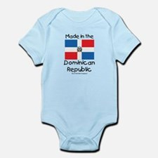 Made in the Dominican Republic Infant Bodysuit