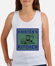 Personalized Kitchen Women's Tank Top