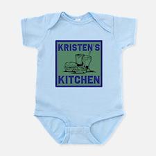 Personalized Kitchen Infant Bodysuit