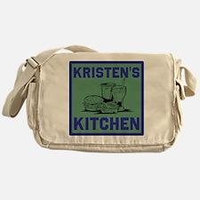 Personalized Kitchen Messenger Bag