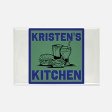 Personalized Kitchen Rectangle Magnet